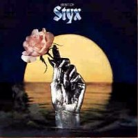 Best Of Styx front cover